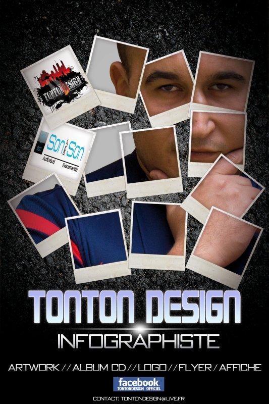 Affiche Info TONTONDesign