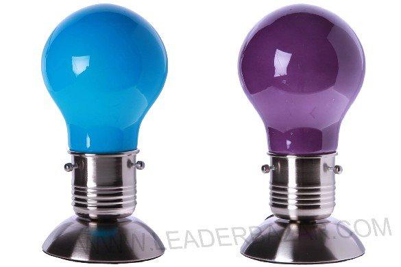 Articles de leaderbazar tagg s lampe tactile en forme d for Lampe en forme d ampoule