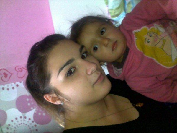 Ma Ni�ce Sheerine & Moi