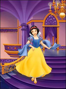 Blanche neige princesse disney - La princesse blanche neige ...