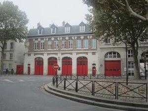 Caserne des pompiers de Cherbourg Octeville