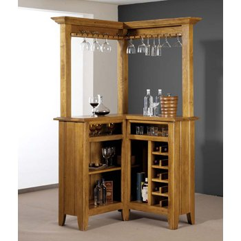 bar comptoir d 39 angle avec verrier cheryl60100. Black Bedroom Furniture Sets. Home Design Ideas