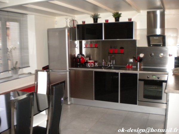 Blog de ok design ok design - Amenagement cuisine americaine ...