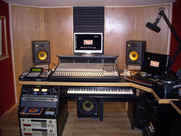 Control Room DjeepyProd.com