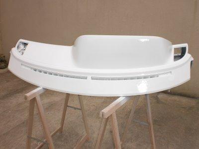 peinture tableau bord l ment int rieur blanc 306 tuning or. Black Bedroom Furniture Sets. Home Design Ideas
