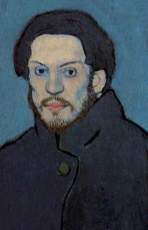 La p riode bleue 1901 1904 pablo picasso - La chambre bleue picasso ...