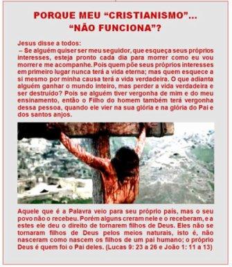 III. NO PIQUE DA VIDA - Reflex�es
