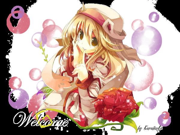 Bienvenue! (Welcome!)