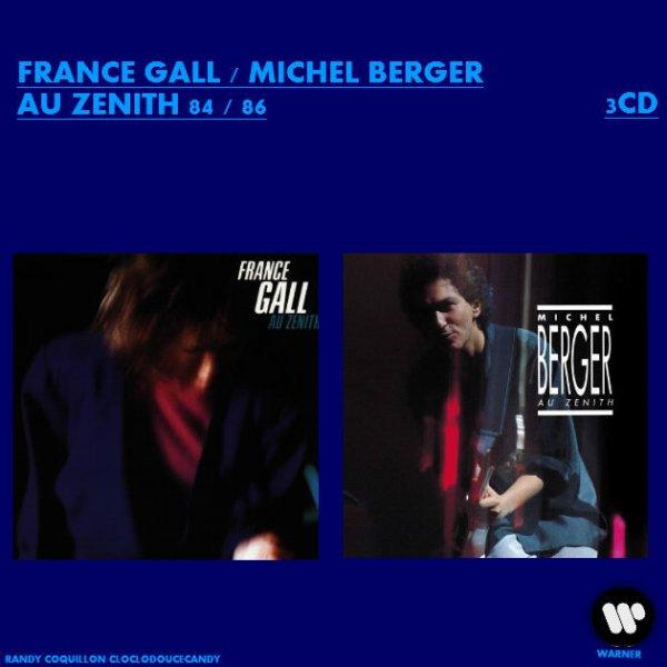 VOICI MON NOUVEAU MONTAGE FRANCE GALL ET MICHEL BERGER FAÇON COMPIL 2 OU 3 ALBUMS
