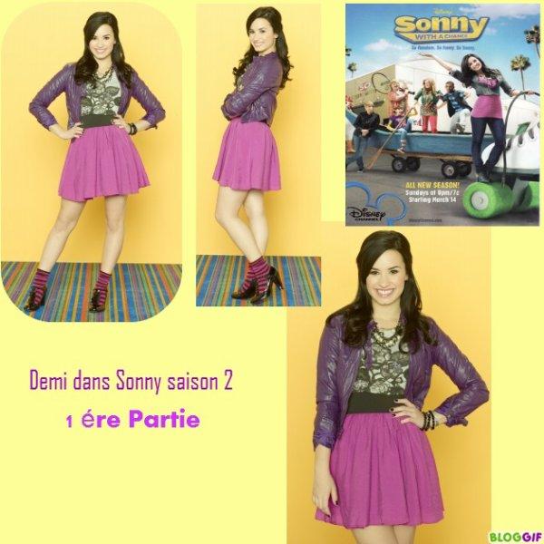 Demi Dans Sonny Saison Dua Jonas Brothers Lovato