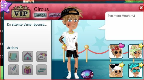 Circus bannie ;( - Blog de cookie-1223-de-msp