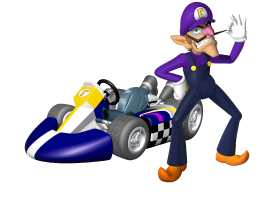 mario kart wii personnages disponibles waluigi blog de timat313. Black Bedroom Furniture Sets. Home Design Ideas
