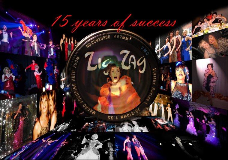 Zig Zag Show - 15 years of success