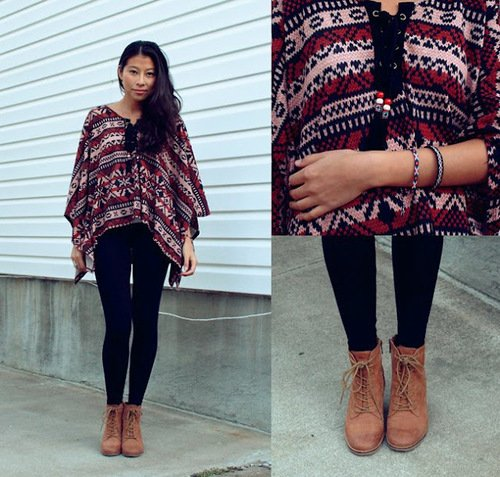 Style Navajo Fashion Chic Style