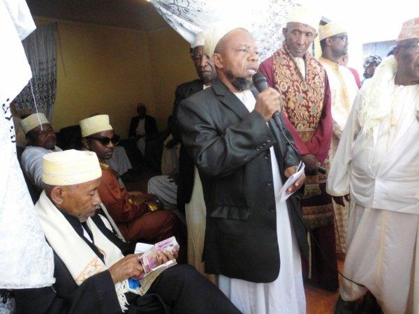 C�l�bration du mariage de Monsieur Said Ali Tadjidine le 21/08/2016