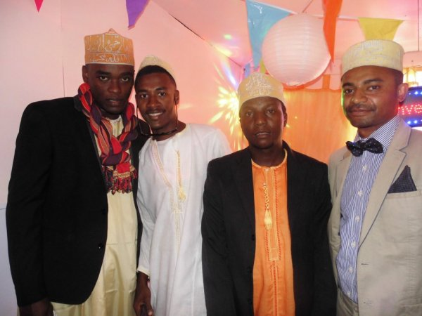 C�l�bration du mariage de Monsieur Arsoid Ali Toihir Boina le 18/09/2016