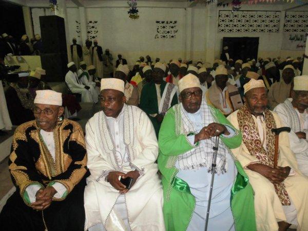 Célébration du Maoulidinnabawiyi à Nioumadzaha Bambao le 05/12/2016