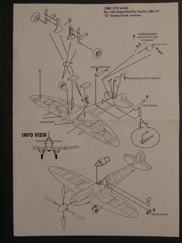 SUPERMARINE SEAFIRE MkXV de l'AERONAVALE - 1950 3268516892_1_10_NBNPIEpI