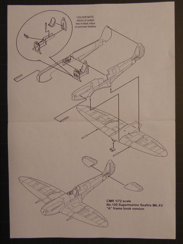 SUPERMARINE SEAFIRE MkXV de l'AERONAVALE - 1950 3268516892_1_8_ENqoKKA3