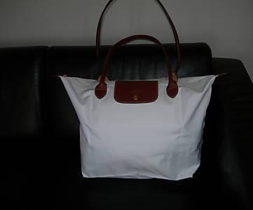 Sac Longchamp Blanc