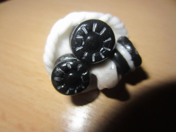 Bague Or�o ~Blanche~
