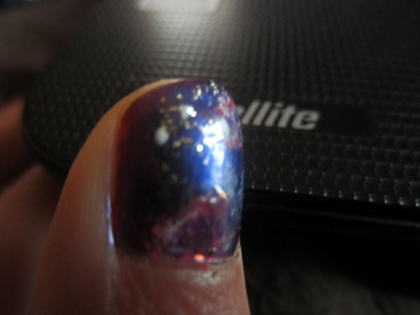 Galaxi Nails'