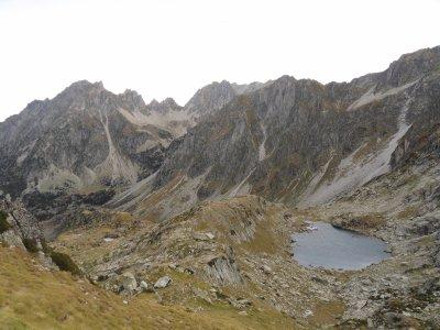 ......lac Blanc de Bassia.........