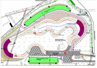 circuit de rallycross de dreux rallycross mania. Black Bedroom Furniture Sets. Home Design Ideas