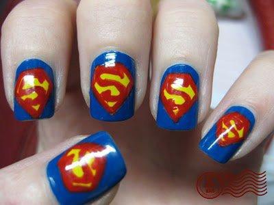 Swag vernis faux ongles parce que nous sommes fait - Vernis a ongle original et facile a faire ...