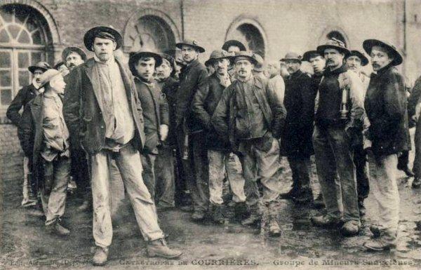 108 �me anniversaire de la catastrophe des Mines de Courri�res - suite