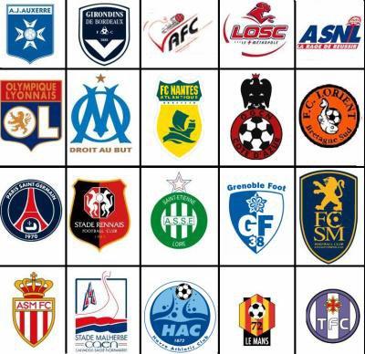 Equipe grenoble ligue 1 - Logo equipe de foot espagne ...
