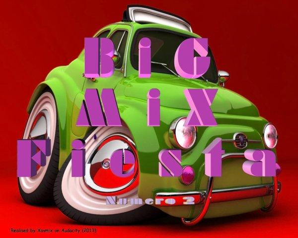 BIG MIX FIESTA 2 (Xavmix - Audacity - 2013)