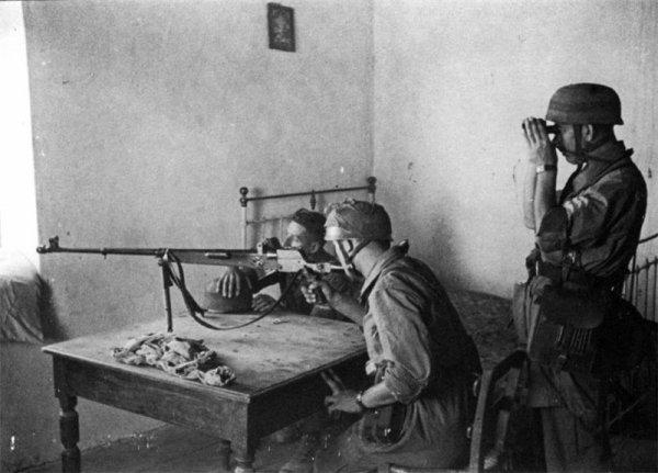le fusil antichar allmand Panzerbüchse