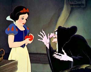 Blanche neige et la sorciere personnage de disney - La sorciere blanche neige ...