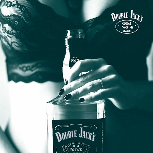 """Le stock du deuxi�me album de Double Jack's """"Ladies are Off-stage"""" est pratiquement �puis�."""