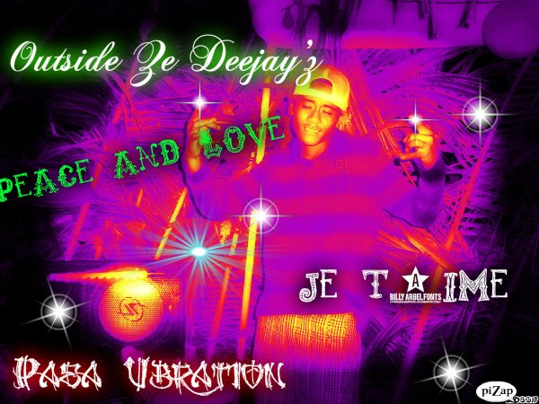 """PAEA VIBRATION"" / Afunika ft baska Rmx(By outside'deejay) (2012)"
