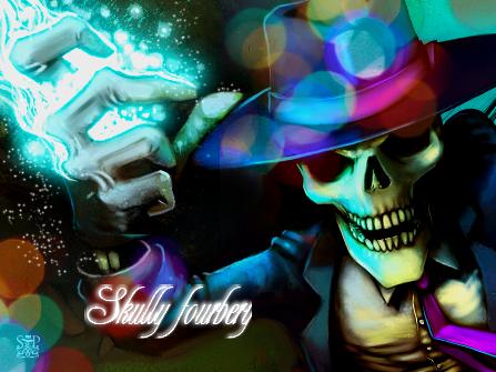 Tous avec Skully!!!