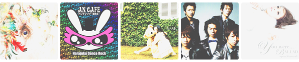 J-Music �(^.^)�  ▶ Coup de ♥ → 2009-2013 ♡