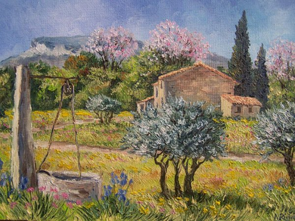 Aliexpress.com : Buy Garden of Hospital in Arles Vincent