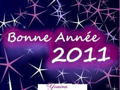 Bonne Ann�e 2011