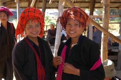 MYANMAR DU 5 JANVIER AU 3 FEVRIER 2008
