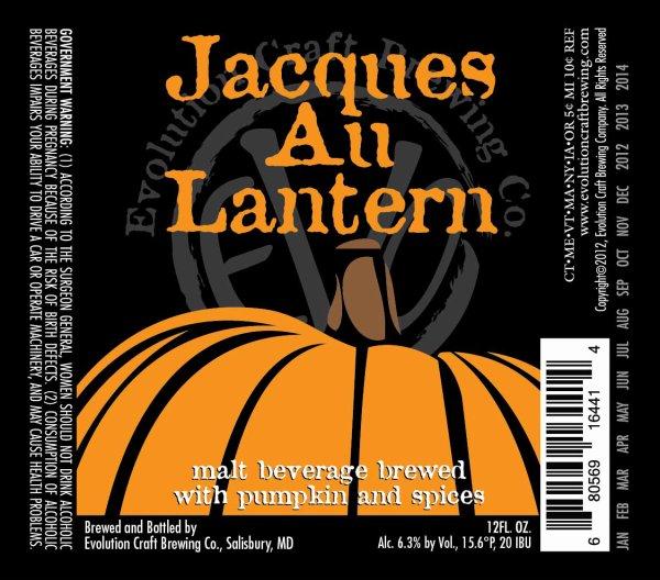 Review : Evolution Craft Jacques Au Lantern
