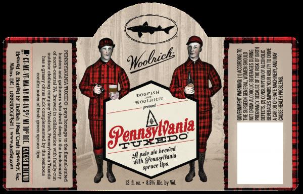 Review : Dogfish Head Pennsylvania Tuxedo