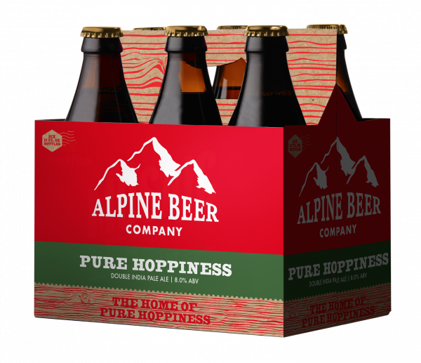 Review : Alpine Pure Hoppiness