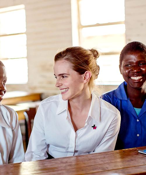 That smile :3 ❤❤❤❤ #EmmaWaston #TheBest #RoleModel