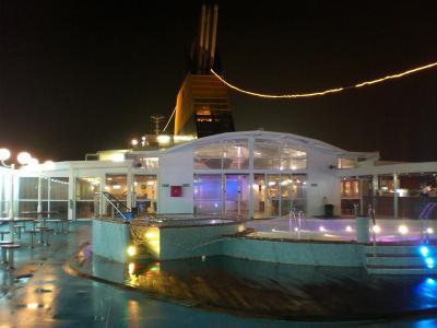 Le nouveau pont piscine du mega express four for Mega express 2 piscine
