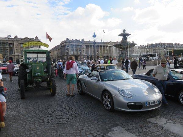 Un Soci�t� Fran�aise dans Paris le 31 juillet 2016