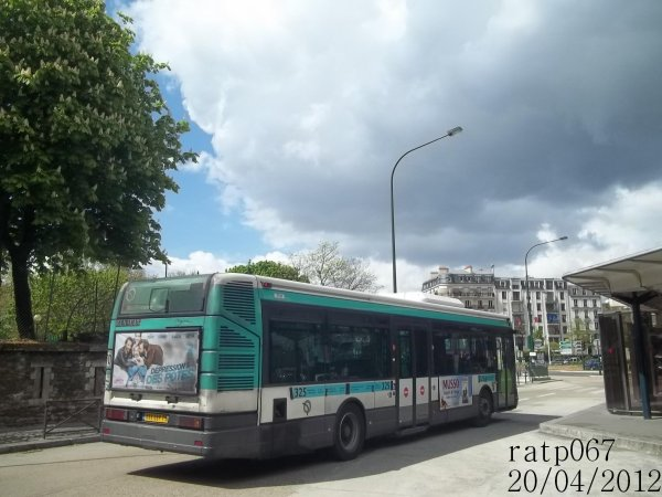 Blog de ratp067 page 174 blog de ratp067 - Ligne 118 bus ...