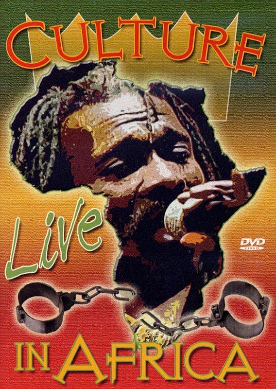 CULTURE - LIVE IN AFRICA (2000)