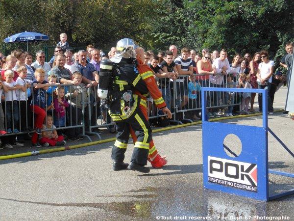 Firefighter Combat Challenge, JPO CIS Wissembourg